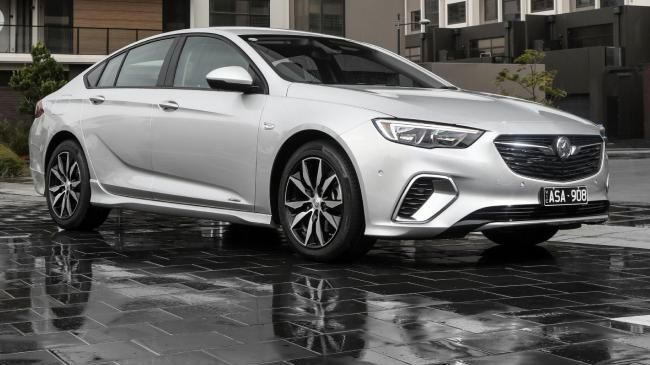 2018 Holden Commodore RS V6