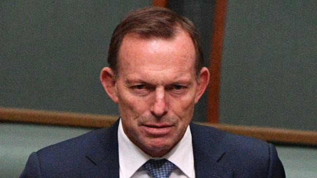 Former prime minister Tony Abbott. Picture: AAP Image/Mick Tsikas
