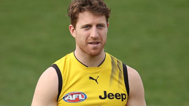 "Reece Conca injured his ""good"" ankle in his VFL return. Picture: Getty"