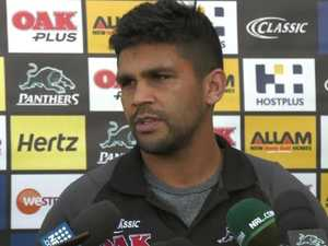 Penrith Panthers star's interview cut after 'disrespect'