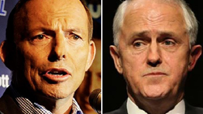 A showdown between Tony Abbott and Malcolm Turnbull looms over energy policy.