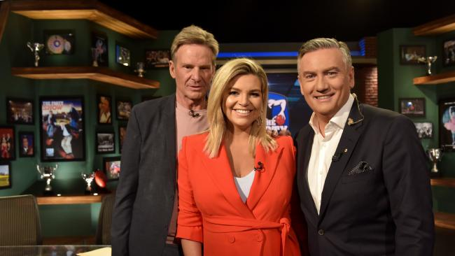Rebecca Maddern won't be returning to The Footy Show. Picture: Supplied