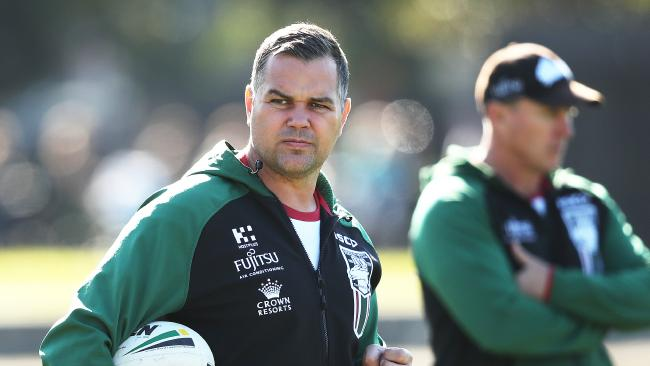 Seibold is a near certainty to win coach of the year. Picture by Phil Hillyard.