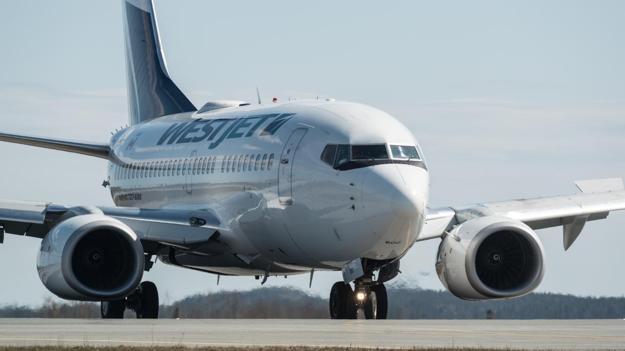 A WestJet gate agent upset a passenger with a devastating question.