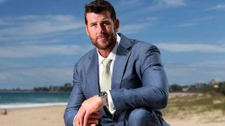 Ben Roberts-Smith deserves much better. Picture: Peter Wallis