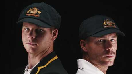 Steve Smith and David Warner could clash in grade cricket's biggest ever showdown. Picture: Ryan Pierse/Getty