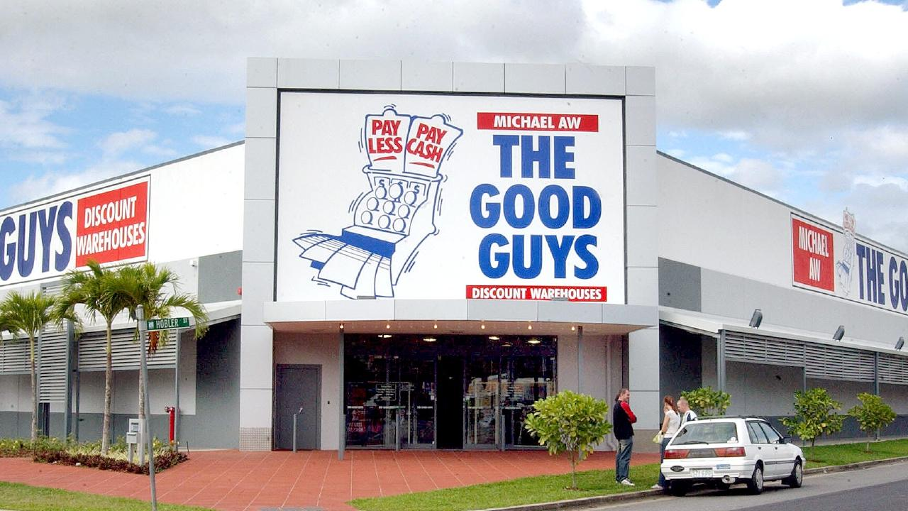 JB Hi-Fi acquired There Good Guys in 2016. Picture: Nellie Pratt