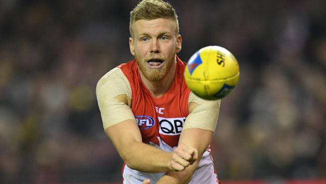 Will Hannebery leave the Swans for the Saints?