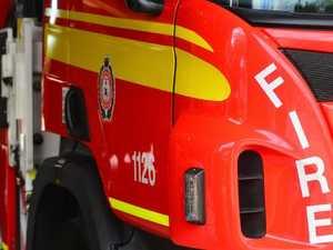 Firies called to bushfire on rural property