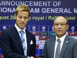 Explained: Victory signing's appointment as Cambodian coach