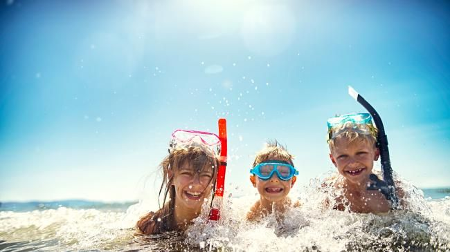 """""""Going on holiday is great, but going with your kids is even better if you know exactly how to execute it."""""""