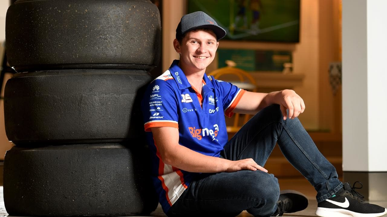 Todd Hazelwood has made the switch from Ford to Holden. Picture: Alix Sweeney