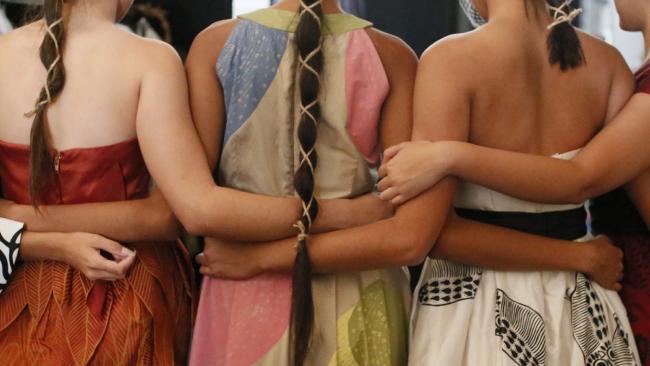 Darwin Aboriginal Art Fair. Picture: SHANNON BRETT