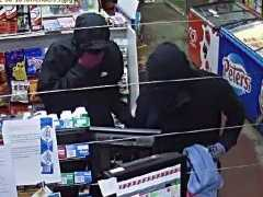 Armed robbery in Kingaroy: Police release CCTV images