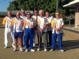 Bowlers warm up for play-offs later in the year