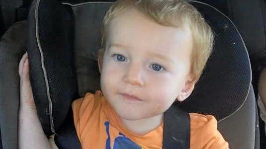 Accused child killer in hospital