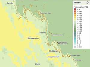 Capricornia 'warms up' to winter this week