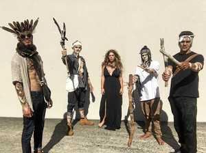 Music to make the Burning Man dance