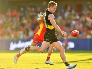 Riewoldt battles Brown for AFL award