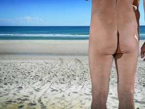 Plans to shut controversial nudist beach