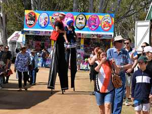 An exciting Mount Morgan Show marks 20 years