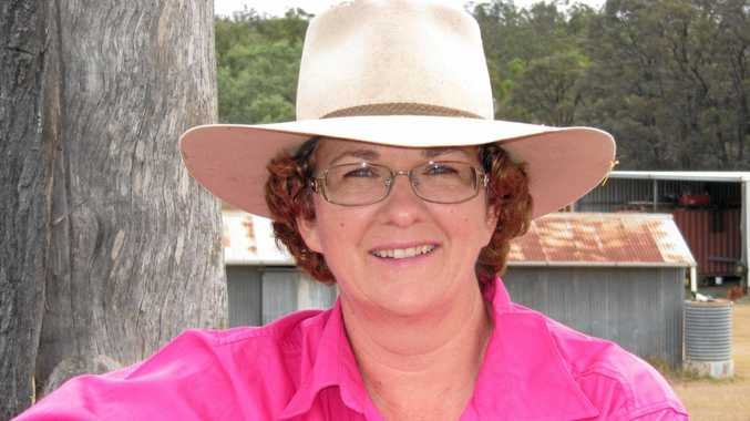 South Burnett cattle producer Georgie Somerset will become the new general president of AgForce.