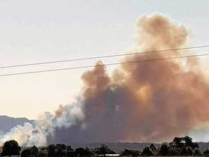 BUSHFIRE WARNING: Residents advised to enact their plans