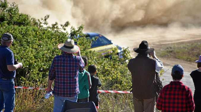 Some impacts of the Border Ranges Rally held last month in Kyogle were revealed at Monday's council meeting.