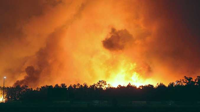 A fire that threatened homes in the Aura estate at Caloundra South at the height of the last bush fire season was a reminder of the danger the Sunshine Coast can face.