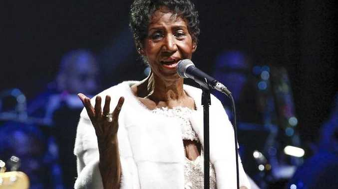 Legendary soul singer Aretha Franklin is said to be gravely ill with family saying their goodbyes.