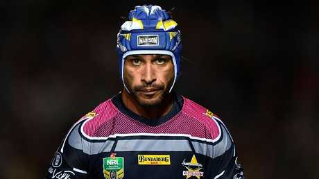 Johnathan Thurston will officially retire in three weeks' time.