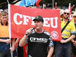CFMEU facing deregistration: Federal Court