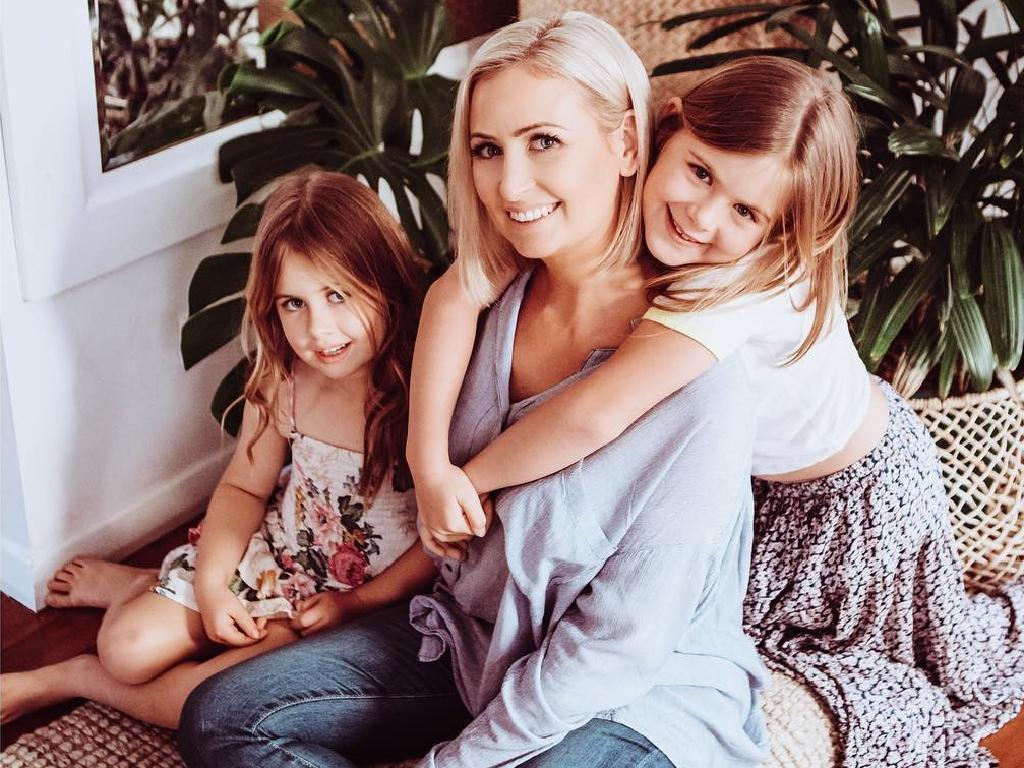 "Mummy blogger and ex-MasterChef contestant Kira Westwick endorses ""natural"" flu shots. Source: Instagram @kiras_wholesomekitchen"