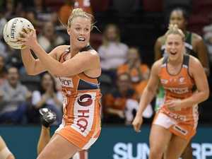 Giants fighting fit and ready for final