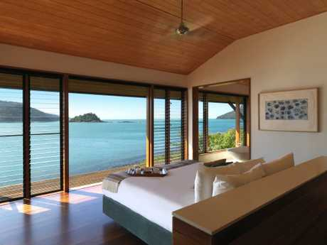 Dilvin Yasa — Qualia, Great Barrier Reef, Hamilton Island. Picture: Supplied