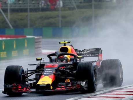 Red Bull has been let down by its engines.