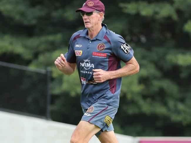 Wayne Bennett may have a fourth club in him.