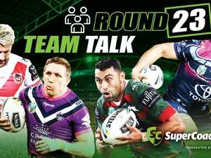 NRL teams round 23