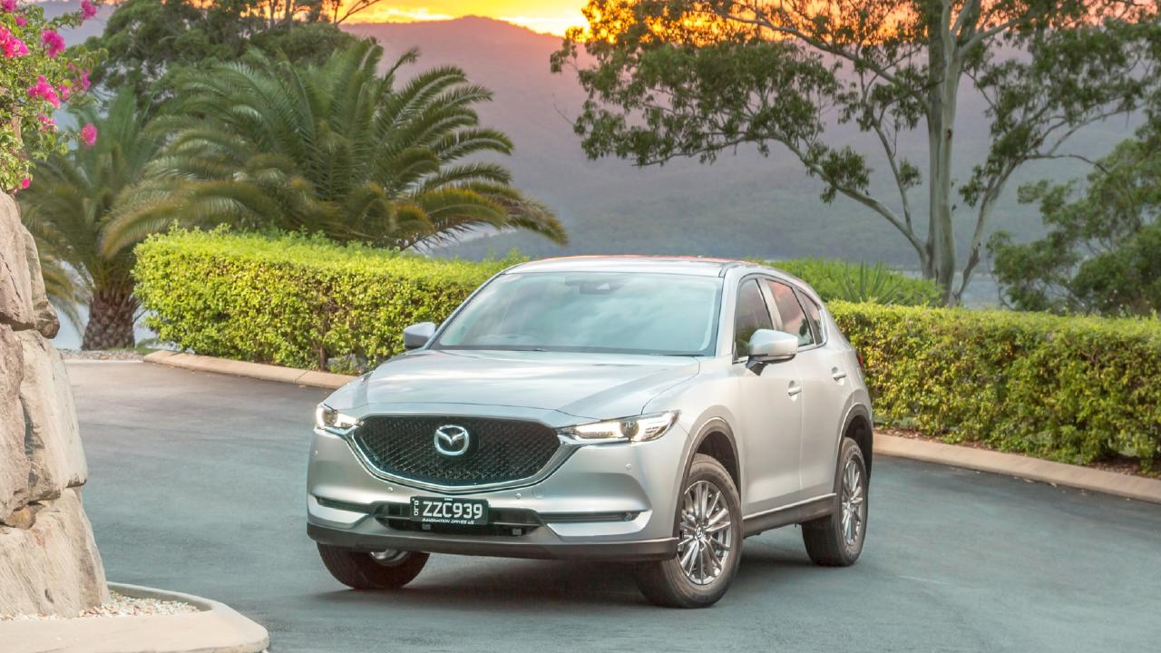 Mazda recently upped its warranty period to five years.