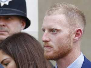 Stokes not guilty of affray
