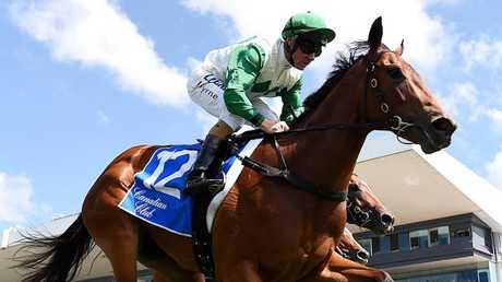 Outback Barbie will resume at Royal Randwick on Saturday. Picture: AAP