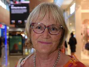 Vox pop - Cashless welfare card - Kathy Till.