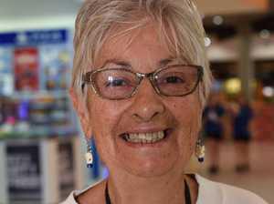 Vox pop - Cashless welfare card - Shirley Rowe.