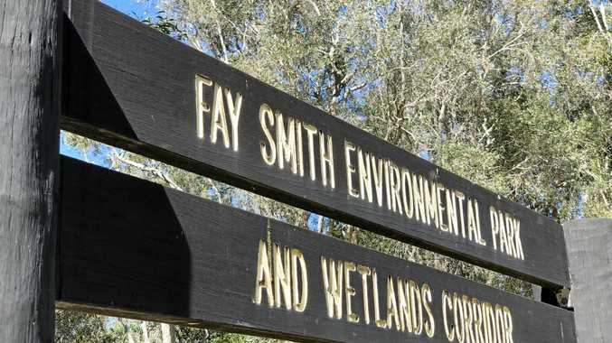 The new boardwalk at the Fay Smith Wetlands (full title is the Fay Smith Environmental and Wetlands Corridor) is almost completed and ready to be reopened. SkillCentred did the work over two-and-a-half months.