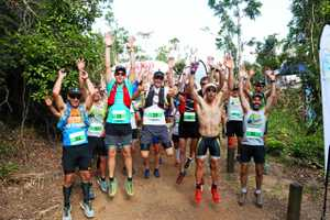 Iconic trail run attracts interstate runners to the region