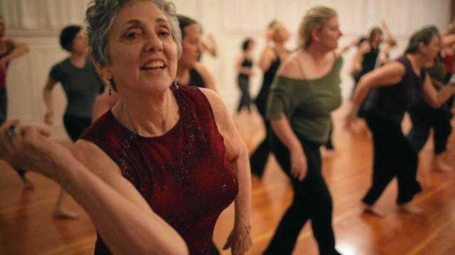 Healing through movement workshop
