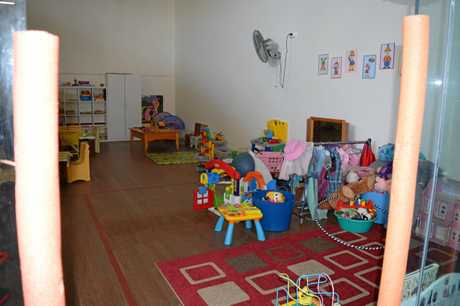 Little Treasures Playgroup room is full of plenty of toys, colour and activities.