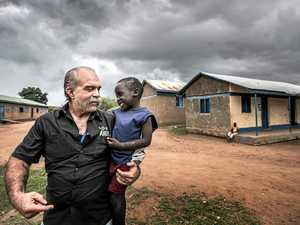 Surprise visit by a Gun preacher