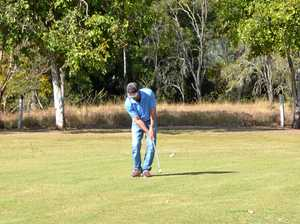 Gayndah Golf busy on the green