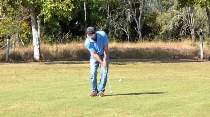 Gayndah Golf busy on the green